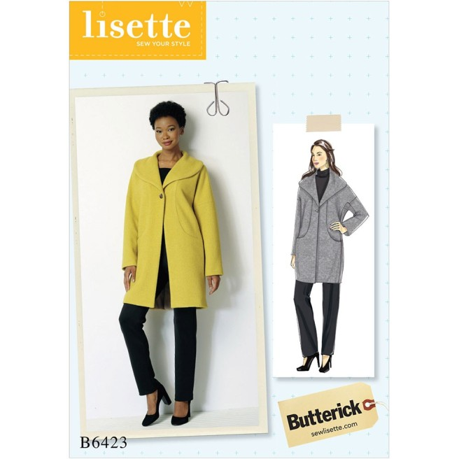 Butterick coat