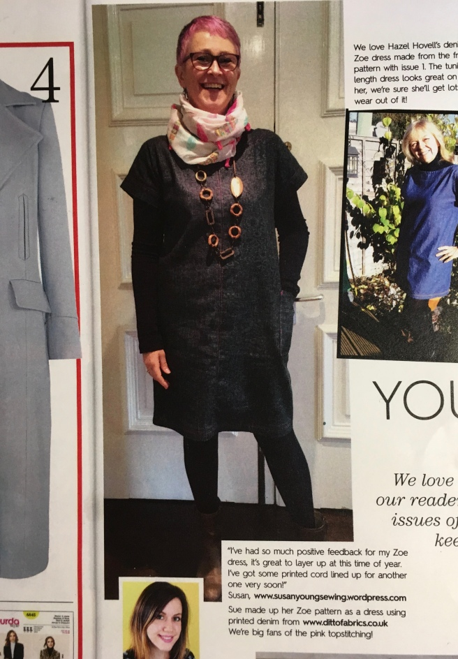 pattern review | Susan Young Sewing