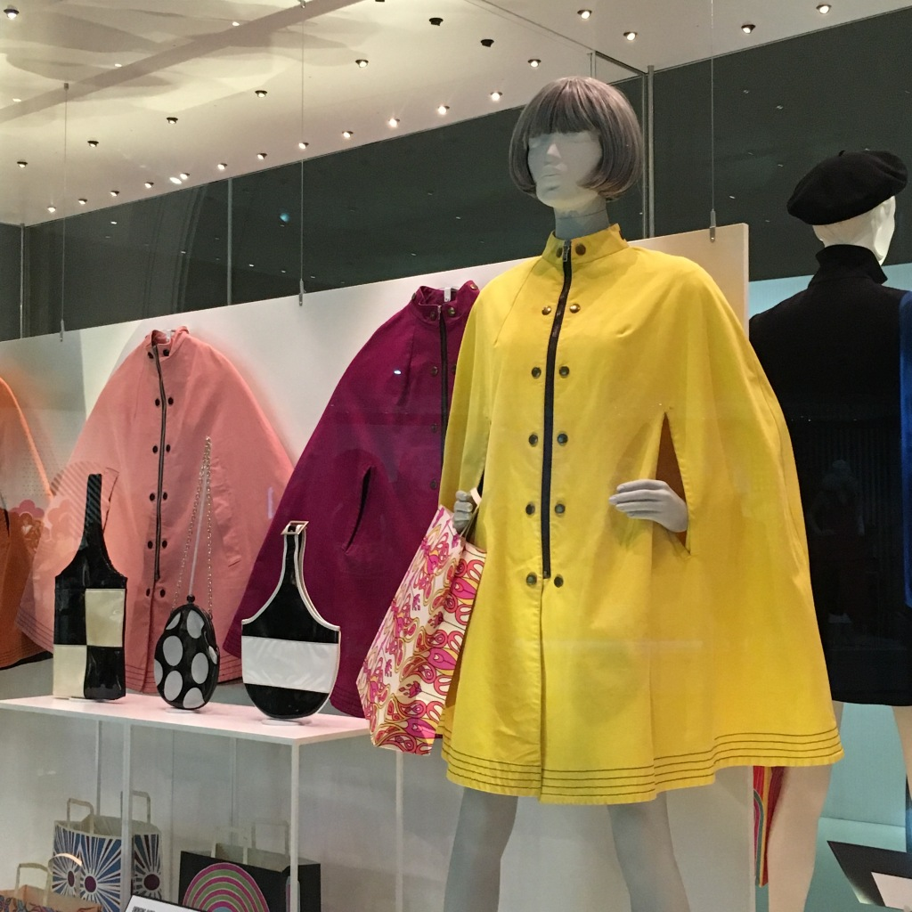 Mary Quant At The V A Susan Young Sewing